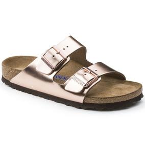 a870c6578 Sandalia Birkenstock Feminina Arizona - Sapatos no Mercado Livre Brasil