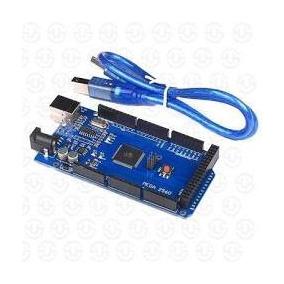 Arduino Mega 2560 R3 Com Cabo Usb Grátis
