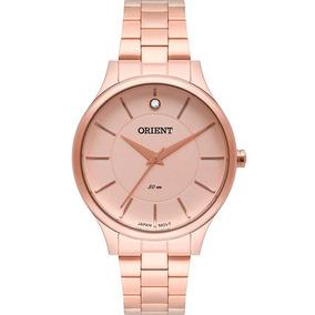 f32bd1fe392 Relógio Orient Feminino Cristais Swarovski Fbss1063 - Relógios em ...