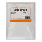 Ácido Cítrico Granel 1 Kilogramo