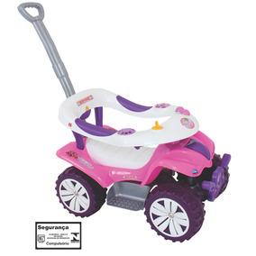 Carrinho De Passeio Infantil Menina Empurrador Sofy Car 714