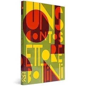 Uns Contos - Ettore Bottini - Cosac Naify - Livro