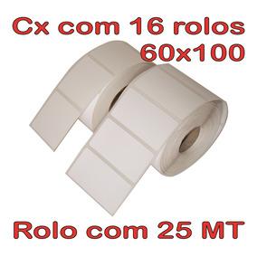 d06e6fecd Etiqueta 60x100 Para Balanca Toledo - Impressoras e Acessórios no ...