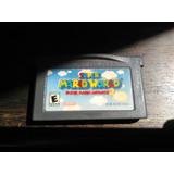 Super Mario Advance 2 Super Mario World Gba Nes