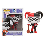 Funko Pop Harley Quinn With Mallet 45 - Dc Comics