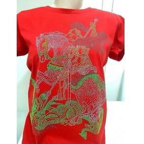 Camisa De Sao Jorge Vermelha - Camisas no Mercado Livre Brasil 8a8ec6aea02c9