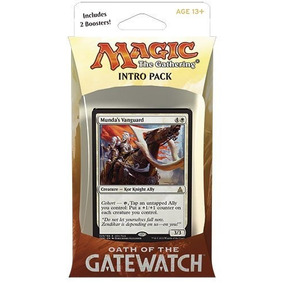 Deck Magic The Gathering Oath Of The Gatewatch