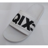 Chinelo Slide Qix Branco 109010 - Nota Fiscal