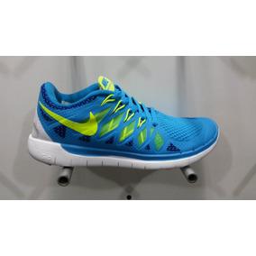 Nikes 5.0 Zapatos Deportivos Azul en Mercado Libre Venezuela