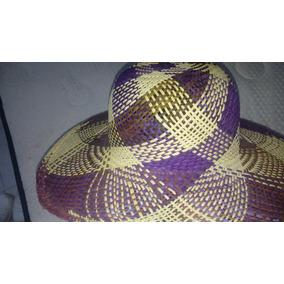 Sombrero Panama De Dama Tejido A Mano De Moda