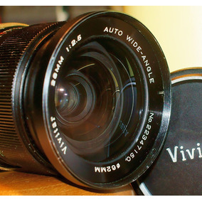 Vivitar 28mm 2.5 Para Sony Nex E