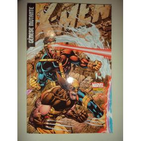 X Men Genese Mutante 1 Panini Editora 2014 Excelente