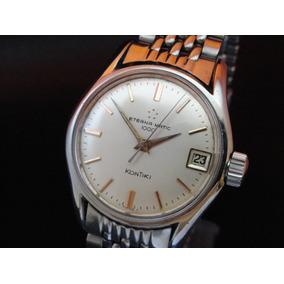 39e0747f78b Relogio Eterna Matic 1000 Automatico - Relógios no Mercado Livre Brasil