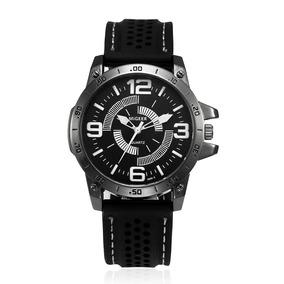 Relógio Migeer - Pulseira De Silicone Quartzo A Prova D