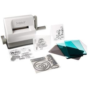 Maquina Suajadora Troqueladora Sidekick Kit Big Shot Mini #2