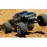 Traxxas Revo 3.3 Monster Truck Gasolina Nitro Control 2.4ghz