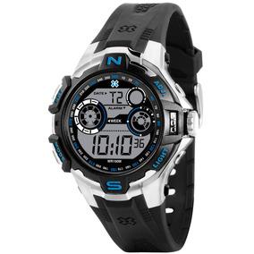 Relógio X-games Masculino Digital Xmppd335 Bxpx Azul Oferta