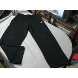 Pantalon De Buzo Fila Talla S Color Negro