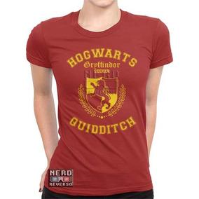 0fb8361ae Camiseta Harry Potter 4 Quadribol Lufa Lufa - Camisetas Manga Curta ...