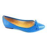 Sapatilha Rr Shoes Laser Azul - 328azul