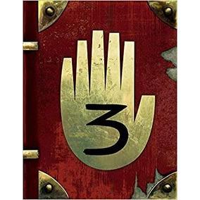 Livro - Gravity Falls: Journal 3 - Em Estoque