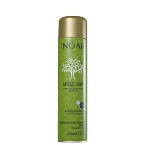 Inoar Speed Dry-spray Secante Para Esmalte 400ml Belezanaweb