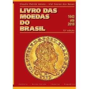Lançamento! Novo Catálogo Moedas Brasileiras!