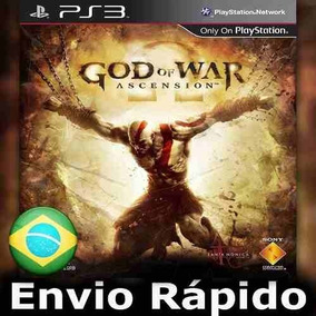 God Of War Ascension Código Psn Português [ Psn Ps3 Play3 ]
