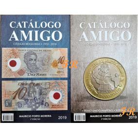 Catalogo Amigo Moedas E Cédulas Dois Em Um