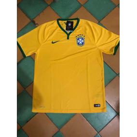 Camisa Selección De Brazil - Nike