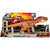 Tyrannosaurus Rex Mordida Extrema - Rugido - Jurassic World