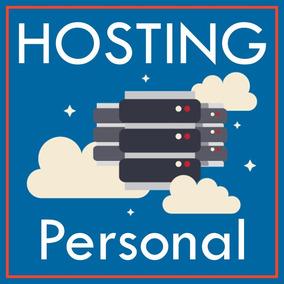 Hosting Web + Dominio .ve Plan Personal 20gb Ssd X 1 Año