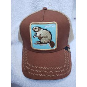 Gorra Goorin Bros Nueva Beaver Castor