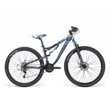 Bicicleta Expert Dh R29 2019 Azul =mercurio