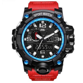 857b92e0c99 Relogio Digital Sports G 053 Shock Branco Frete Gratis - Relógios no ...