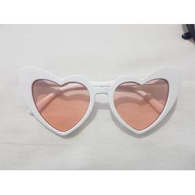 3d122dd2d4f32 Óculos Retro De Coração.(rosa) - Óculos no Mercado Livre Brasil