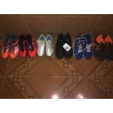 Zapatos Deportivos, Taquines, Tacos Futbol adidas Nike Fila
