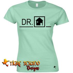Playera Series Tv Dr. House Mod. 05 By Tigre Texano Designs