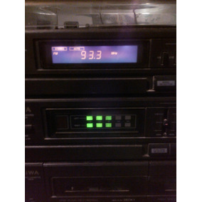 Equipo De Sonido Aiwa Para Reparar /repuesto Salidas Buenas