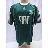 Camiseta De Futebol Do Palmeiras adidas 2008 Fiat adidas 28fe65f9030bc