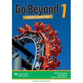 Cultura Inglesa (2019) - Go Beyond 1 - Student