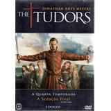 The Tudors 3 Dvd 4ª Temporada Novo Lacrado