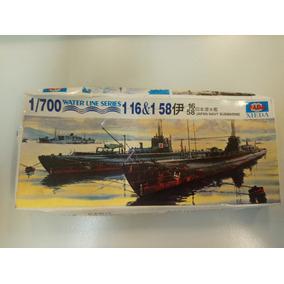 Submarino Ijn I-16 & I-58 1/700. Predator01