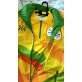 Conjunto Olimpiadas Rio 2016 - Casaco + Camisa Polo 846a0b6de5be3