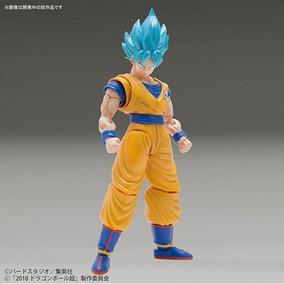 Dragon Ball Super Broly Goku Super Saiyan God Figure Rise