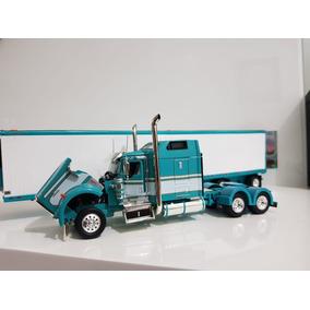 Miniatura Caminhões Tonkin Replicas Escala 1/53