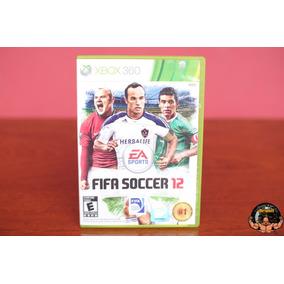 Fifa Soccer 12, Xbox 360, Usado.