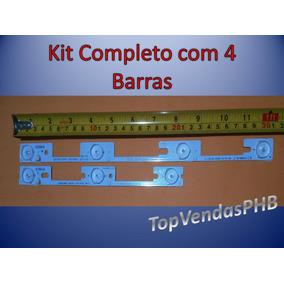 Dl3244 Dl3245i Dl3253 Kit Led Original Completo Com 4 Barras