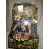 Lote He Man King Grayskull Y He Man 200x