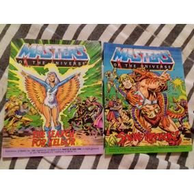 Revistas Mini Comics Heman